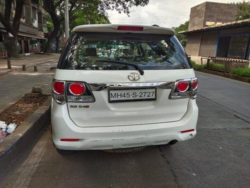 Used 2014 Toyota Fortuner 4x2 Manual MT in Mumbai