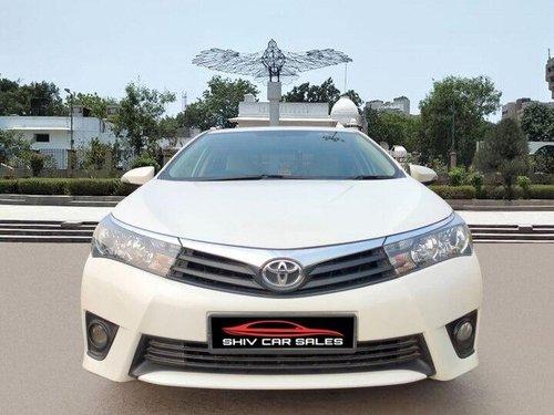 Toyota Corolla Altis 1.8 J 2016 MT for sale in New Delhi
