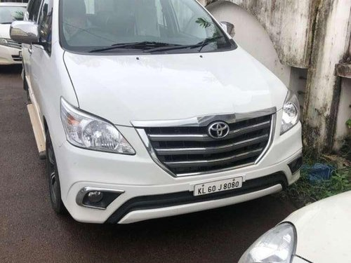 Used Toyota Innova 2015 MT for sale in Kannur