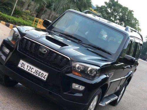 2016 Mahindra Scorpio S4 Plus for sale at low price