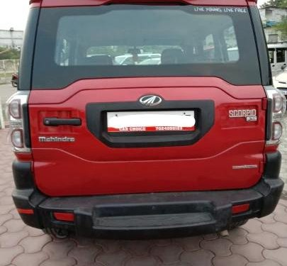 Used 2017 Mahindra Scorpio S4 7 Seater MT for sale in Bhopal