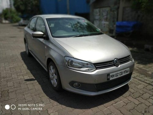 Volkswagen Vento 1.6 Highline 2011 MT for sale in Mumbai