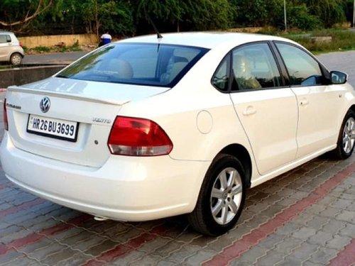 2012 Volkswagen Vento Petrol Highline AT in New Delhi