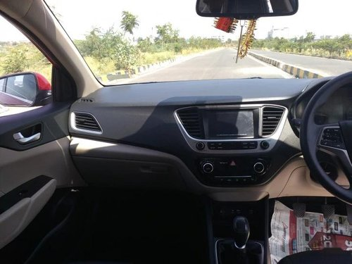 2018 Hyundai Verna 1.6 CRDi SX MT for sale in Hyderabad