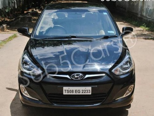 Used 2014 Hyundai Verna 1.6 SX MT for sale in Hyderabad