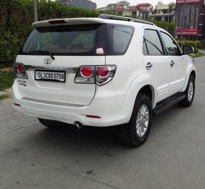 Toyota Fortuner 4x4 2012 MT for sale in New Delhi