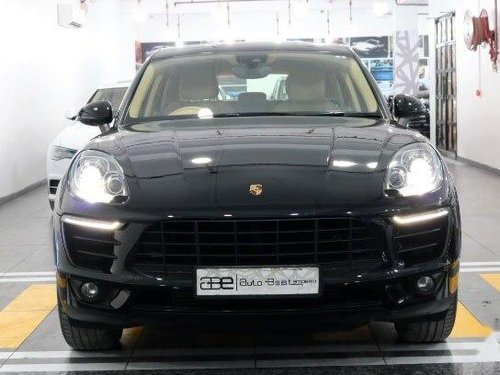 Used 2017 Porsche Macan Turbo AT for sale in New Delhi