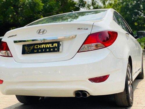 Hyundai Verna 2014 MT for sale in New Delhi