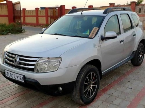 Renault Duster 110PS Diesel RxL 2014 MT for sale in New Delhi
