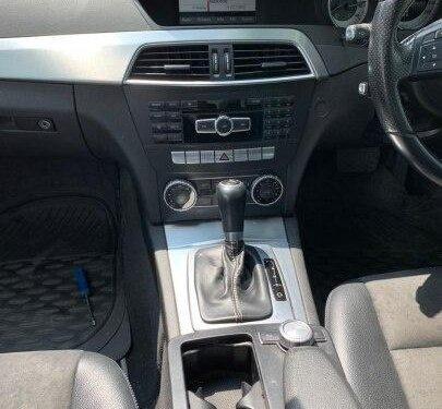 2014 Mercedes Benz C-Class C 220d Avantgarde Edition C AT in New Delhi