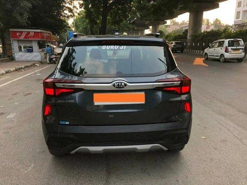 Used 2020 Kia Seltos MT for sale in New Delhi