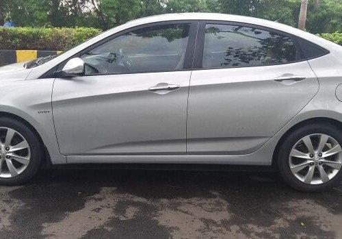 Used 2011 Hyundai Verna 1.6 SX VTVT AT in Mumbai