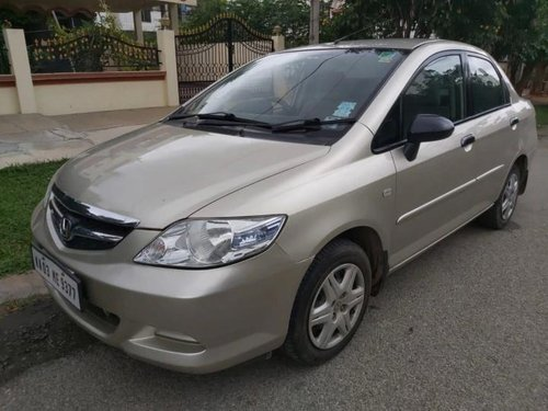 Used Honda City ZX EXi 2006 MT for sale in Bangalore