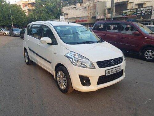 Maruti Ertiga VXI CNG 2013 MT for sale in New Delhi