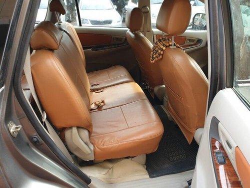 Used 2009 Toyota Innova 2004-2011 MT for sale in Mumbai