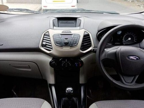 Ford EcoSport 1.5 Diesel Ambiente 2015 MT for sale in New Delhi