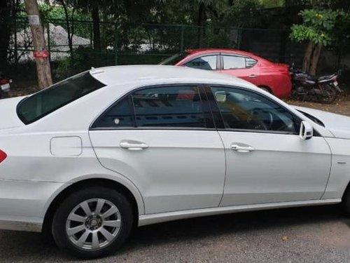 2010 Mercedes-Benz E-Class E250 CDI Avantgarde AT in Bangalore