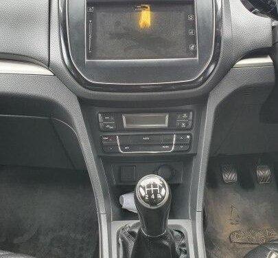 Maruti Suzuki Vitara Brezza ZDi Plus 2017 MT for sale in Hyderabad
