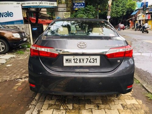 Used 2014 Toyota Corolla Altis G AT for sale in Pune