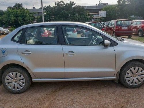 Used 2016 Volkswagen Ameo 1.2 MPI Comfortline MT in Hyderabad