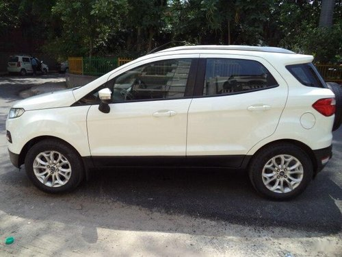 Ford EcoSport 1.5 Diesel Titanium 2015 MT for sale in New Delhi