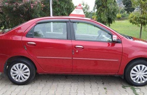 Used 2018 Toyota Platinum Etios MT for salein Bangalore