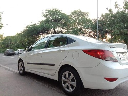 2013 Hyundai Verna 1.6 CRDi EX MT for sale in New Delhi