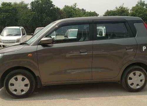 Used Maruti Suzuki Wagon R VXI 2019 MT for sale in Faridabad-8