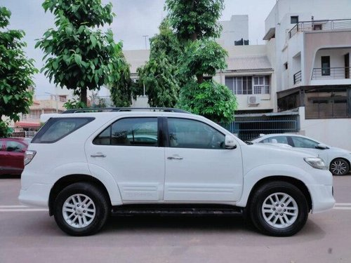 2012 Toyota Fortuner 2.8 2WD MT for sale in Ahmedabad