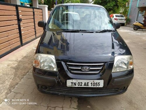 Hyundai Santro Xing GLS 2008 MT for sale in Chennai