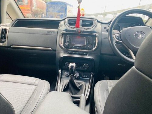 Used Tata Hexa XT 2017 AT for sale in Mumbai