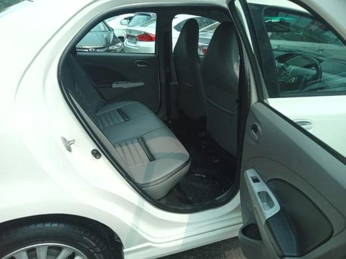 Used 2011 Toyota Platinum Etios 1.5 VX MT for sale in New Delhi