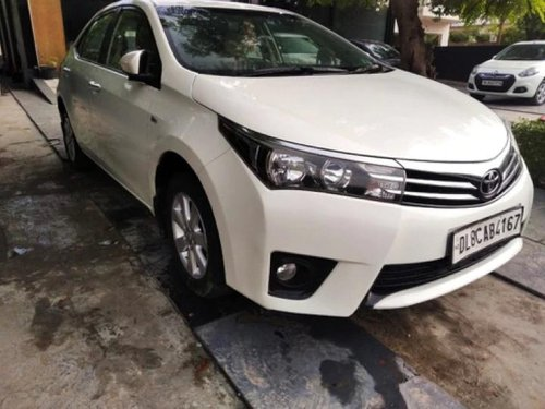 2015 Toyota Corolla Altis G AT for sale in Faridabad
