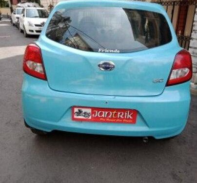 2014 Datsun GO T Petrol MT for sale in Kolkata