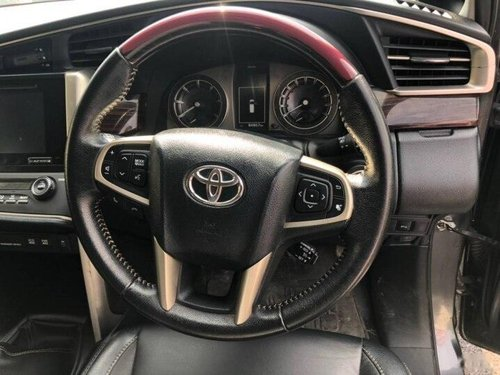2017 Toyota Innova Crysta 2.4 ZX MT for sale in Pune