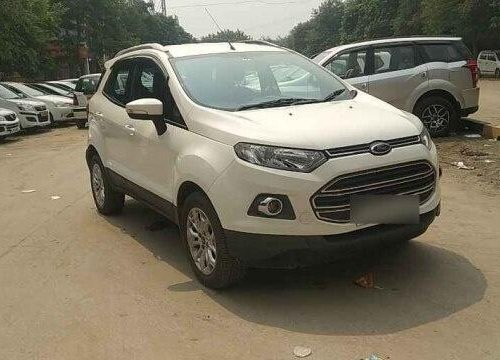 2015 Ford EcoSport 1.5 DV5 MT Titanium for sale in Faridabad-13