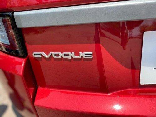 2016 Land Rover Range Rover Evoque 2.0 TD4 SE AT in Mumbai