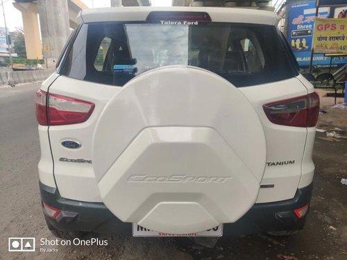 2015 Ford EcoSport 1.5 TDCi Titanium MT for sale in Pune
