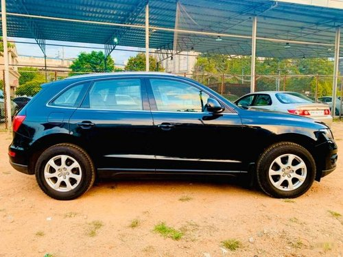 2011 Audi Q5 2008-2012 AT for sale in Hyderabad