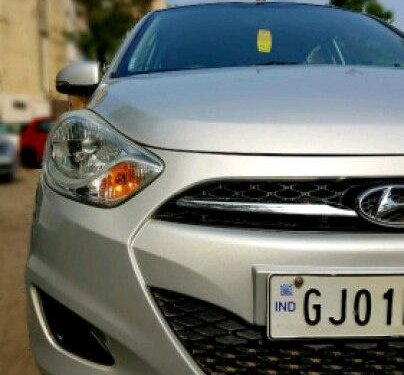 2012 Hyundai i10 Sportz 1.2 AT for sale in Ahmedabad