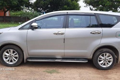 2017 Toyota Innova Crysta 2.8 ZX AT BSIV in Chennai