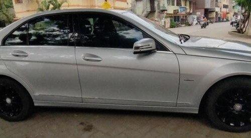 2011 Mercedes Benz C-Class C 250 CDI Elegance AT in Nagpur