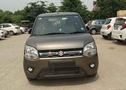 Used Maruti Suzuki Wagon R VXI 2019 MT for sale in Faridabad-6