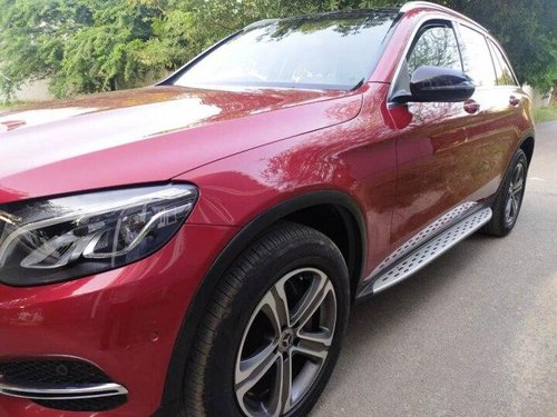 Used 2017 Mercedes Benz GLC AT for sale in New Delhi