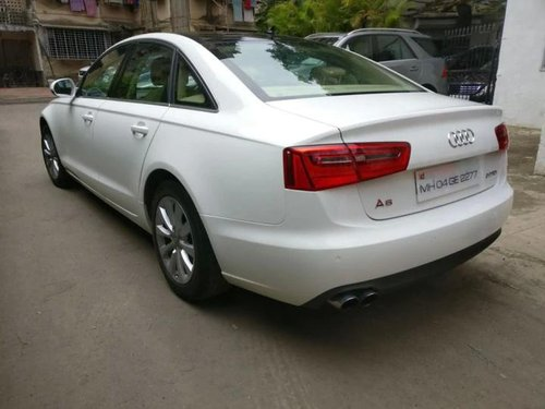 2013 Audi A6 2011-2015 AT for sale in Mumbai