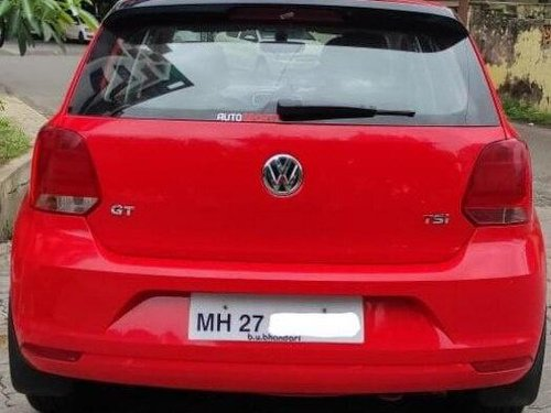 Used Volkswagen Polo GT TSI 2016 AT for sale in Nagpur