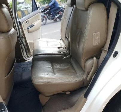 2012 Toyota Fortuner 2.8 4WD MT for sale in Hyderabad