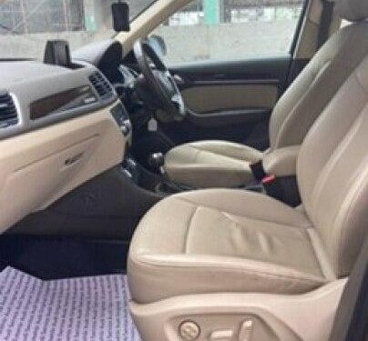 Used 2014 Audi Q3 2012-2015 AT for sale in Pune