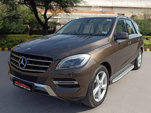 2014 Mercedes-Benz M-Class ML 350 4Matic AT for sale in New Delhi