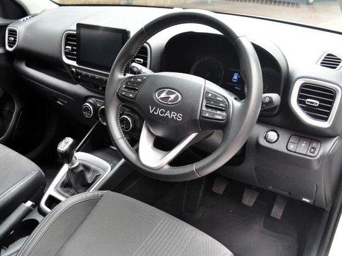 2019 Hyundai Venue SX Opt Diesel MT for sale in Chennai
